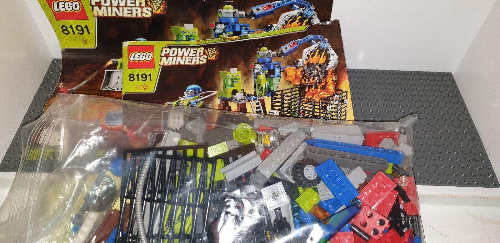LEGO energia MINERS  Set 8191  acquista la qualità autentica al 100%