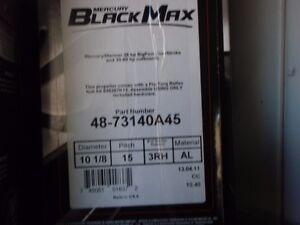 Mercury Black Max propeller 48-827312A45