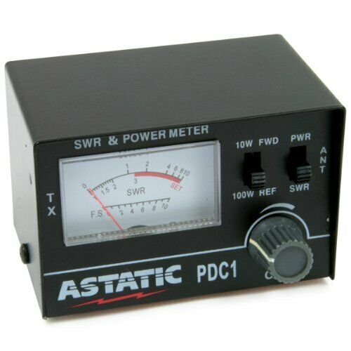 Astatic PDC1 Compact SWR and Power Meter