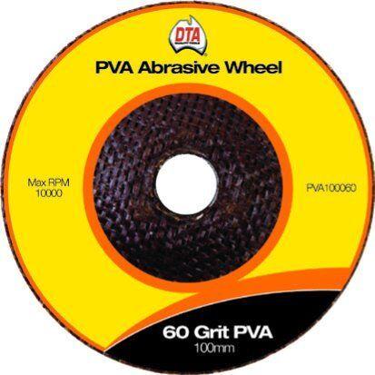 DTA Grind//Polishing Disc 60 GRIT