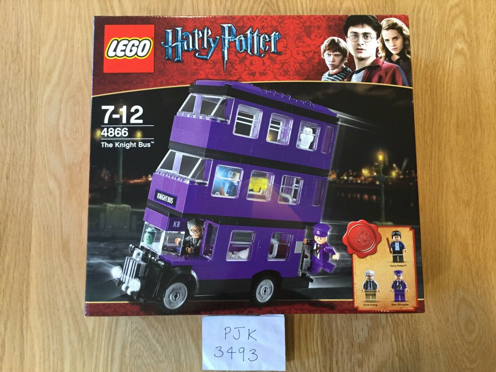 Lego 4866 Harry Potter The Knight Bus - NEW & SEALED   MINT