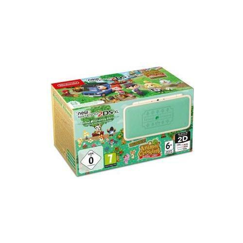 NINTENDO 2DS XL - Animal Crossing Edition + Animal Crossing: New Leaf W. A. - Li