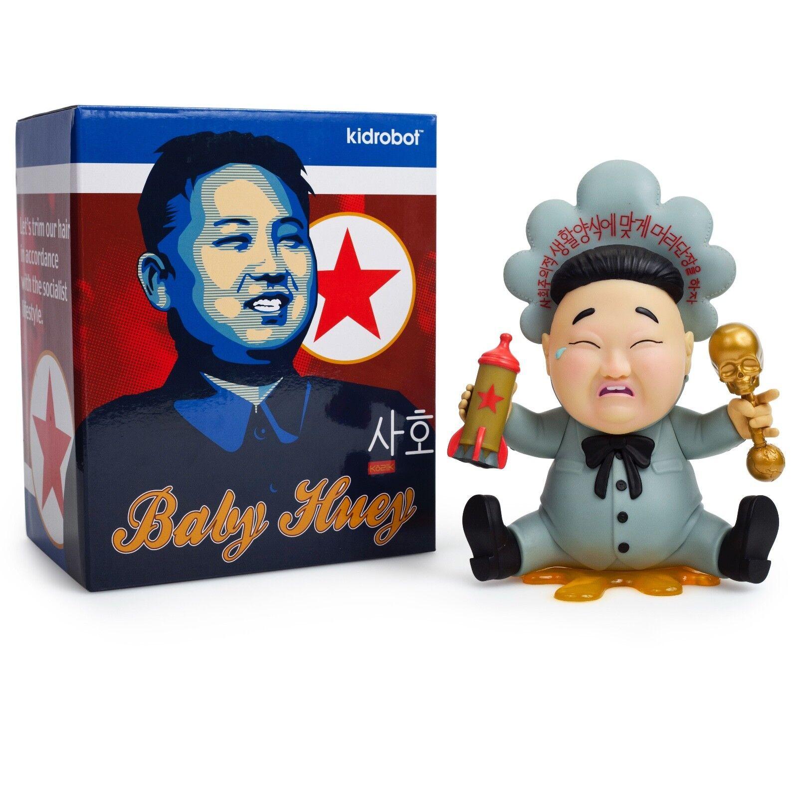 Kidrobot | Baby Huey Blau  by Frank Kozik | 8 Inch Vinyl Figure