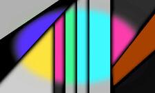 POSTER XXL POP ART ESCAPE MODERNE KUNST GRAFFITI ABSTRAKT BUNT POSTER 150x90