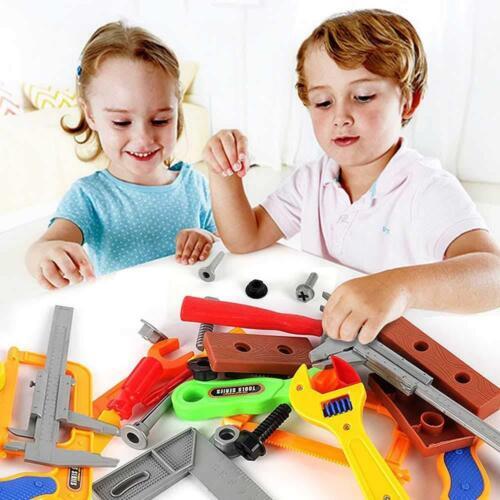 prescuola Strumento Set Martello Cacciavite Strumenti Di Riparazione Kit educativo Giocattolo per bambini giochi di simulazione