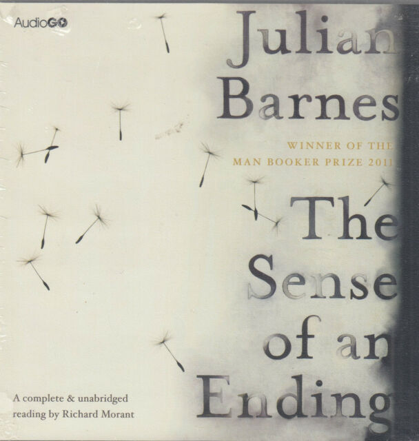 The Sense of an Ending Julian Barnes 4CD Audio Book NEW Unabridged FASTPOST
