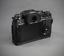 miniatuur 3 - LIM'S Genuine Leather Half Case Dovetail Plate for Fuji Fujifilm X-T4 XT4 Black