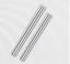 0.5mm-16mm Dia 100mm Long Machine Boring Tool HSS Round Lathe Bar Silver Tone