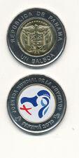 Panama - 1 Balboa 2019 UNC NEW - Sondermünze Nr. 7