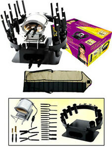 Image Is Loading Golden Supreme Heat Epress Thermal Styling Stove Kit