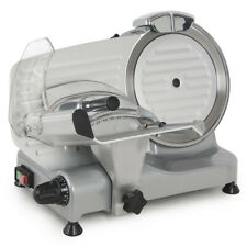 """NEW 250W 10"""" Kitchen Deli Meat Slicer Electric 550RPM Cheese Food Slice Machine"""