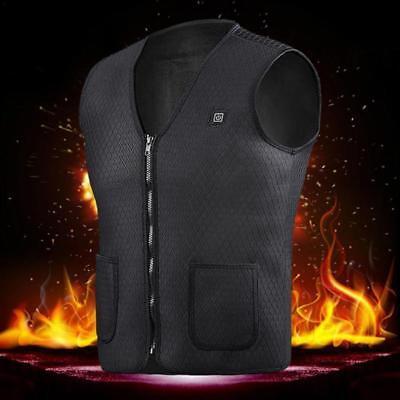Professioneller Verkauf ???? Usb Heated Electronic Power Vest Winter Outdoor Ski Jacket Men & Women SpäTester Style-Online-Verkauf Von 2019 50%