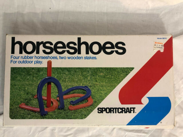 Plastic Horseshoe