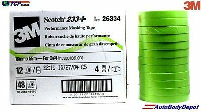 Scotch Expressions Masking Tape 6 Rolls 3437-P5 Ruler 0.94 x 20 yd