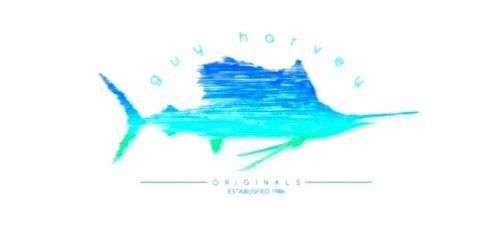 "XLarge Scrib Performance Pro UVX Guy Harvey /""Sailfish Scribble/"""