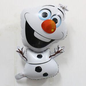 Wanderschuhe Schneemann Ballon, Weihnachten, Folie Party ideal für kinder