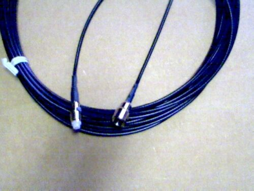US MADE    RG-174  50 ohm  FME  female to FME  male  30 FT