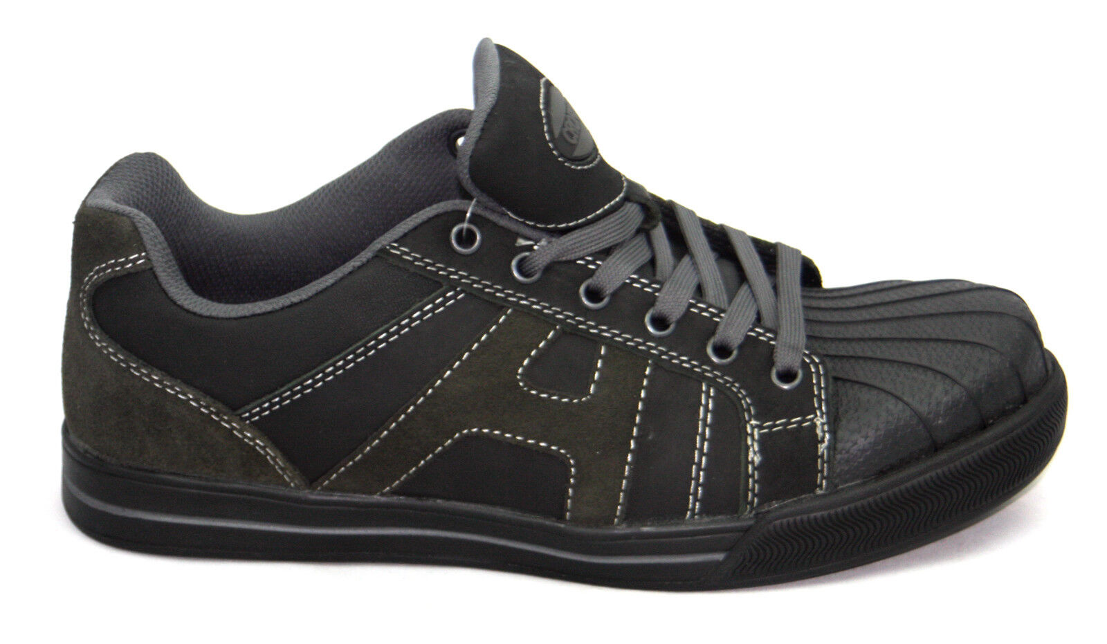 Designer Mens Work Safety Toe Cap Trainers Shoes Boots Water Resistant Croford