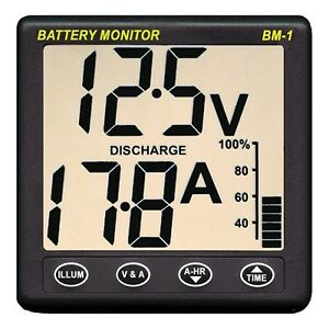NASA-Clipper-BM1-Battery-Monitor-Instrument-12-Volt