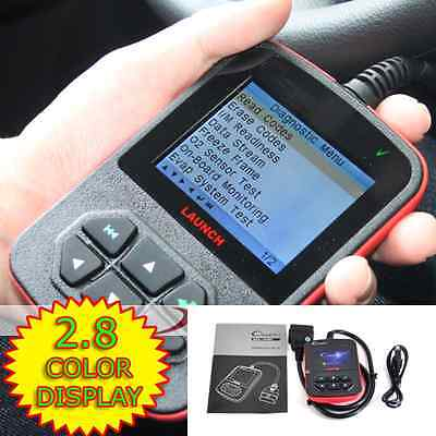 OBD 2 II Diag Diagnostic Scan Machine for Car Automotive Vehicle Diagnosis Tool