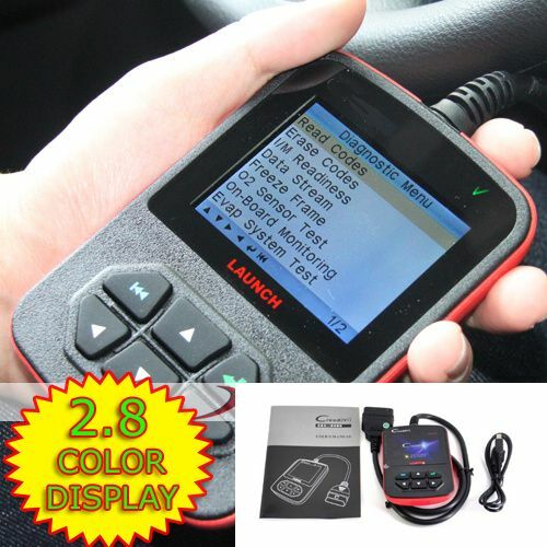 OBD 2 II Diag Diagnostic Scan Machine for Car Automotive Vehicle Diagnosis Tool