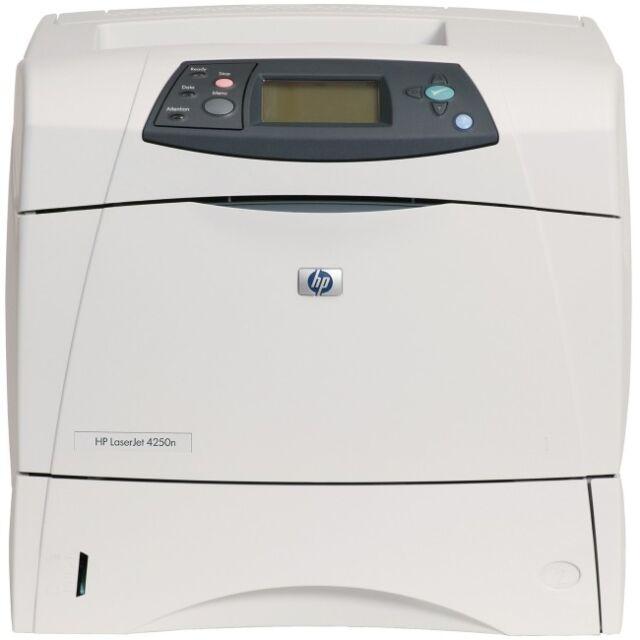 HP LaserJet 4250N Mono Network USB Laser Printer (Q5401A) + Warranty