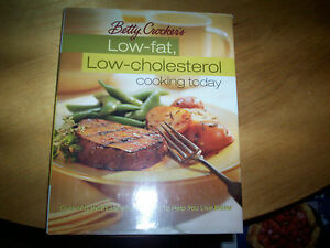 book betty crocker cookery book low fat low cholesterol cooking today NEW - <span itemprop='availableAtOrFrom'>Hampton, United Kingdom</span> - book betty crocker cookery book low fat low cholesterol cooking today NEW - Hampton, United Kingdom
