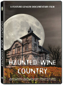 Haunted Wine Country - The Story of Northern California's Ghosts DVD