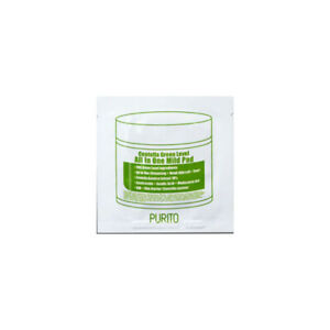 PURITO-Centella-Green-Level-All-In-One-Mild-Pad-7-14-35-70pcs-Lot-Sample
