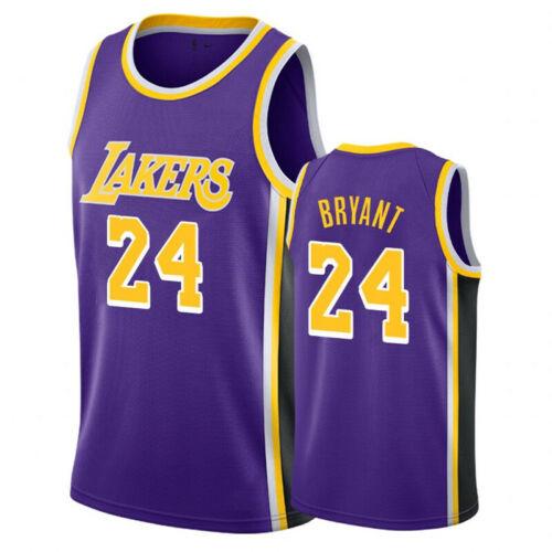 Men/'s Kobe Athlete Jersey #24 Sport Basketball Jersey T-Shirt Training Outdoor