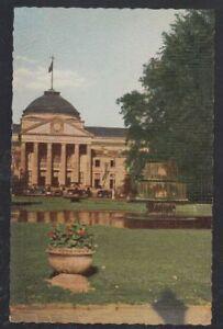 312 E Sehr Alte AK Ansichtskarte Weltbad Wiesbaden Kurhaus Hessen - Franken, Deutschland - 312 E Sehr Alte AK Ansichtskarte Weltbad Wiesbaden Kurhaus Hessen - Franken, Deutschland