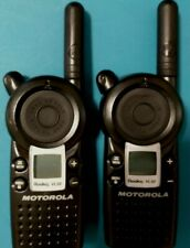 2 Mint Motorola Vl50 1 Watt 8 Channel Uhf Two Way Radio Walkie Talkie