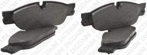 New Jaguar S-Type 1999 to 2002 Front Brake Pad Set C2C23786
