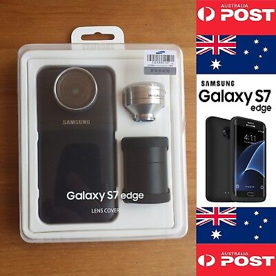 reputable site 13657 1b9f9 Samsung Galaxy S7 Edge Genuine Camera Cover Lens KIT ET-CG935 - Local  Seller 8806088337203 | eBay