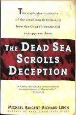 The Dead Sea Scrolls Deception, Michael Baigent, Richard Leigh, 0671734547, Book