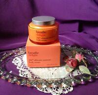 rare Bath & Body Works Breathe Delight 24/7 Ultimate Moisture Body Cream