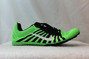 san francisco 41a87 b5733 Image is loading Nike-ZOOM-D-Distance-Spikes-Unisex-Track-Men-
