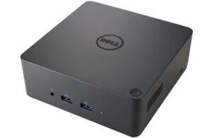 Dell TB16 Thunderbolt Docking Station - Refurbished VIA Dell - USB