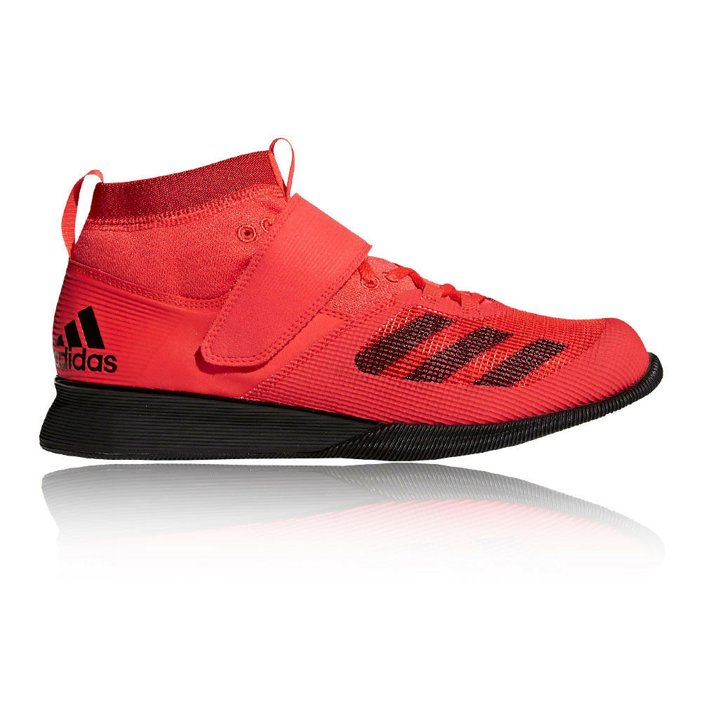 Adidas Mens Mens Mens Crazy Power RK Weightlifting shoes Red Sports Breathable Lightweight e2181f