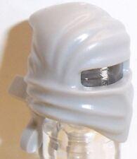 Lego Samurai Ninja Wrap & Clip x 1 Light Stone Grey for Minifigure