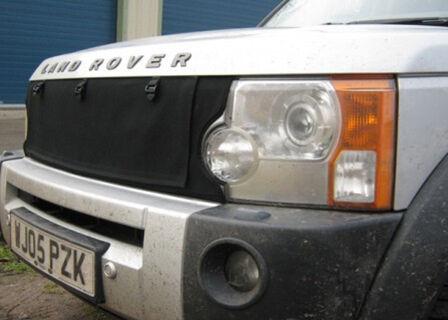 Land Rover Discovery 3 04-09 Radiador Muff Manta-Calidad Exmoor Trim parte