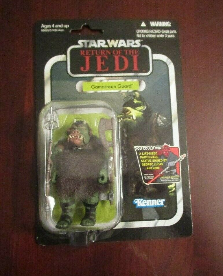 Gamorrean Guard 2010 STAR WARS Vintage Collection VC21 MOC