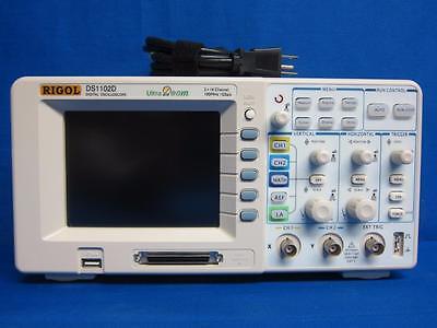 RIGOL DS1102D Digital Oscilloscope