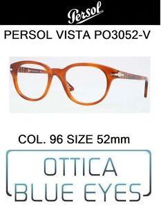 Occhiali Da Vista Persol Po 3143v Col. 24 49mm Glasses Eyewear Galleria 900 2OSLwFD