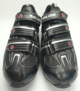 sur Pearl Nous Taille Détails 41 Izumi Cyclisme Chaussures Tout Noir 8 HOMME Route 1lJcKF