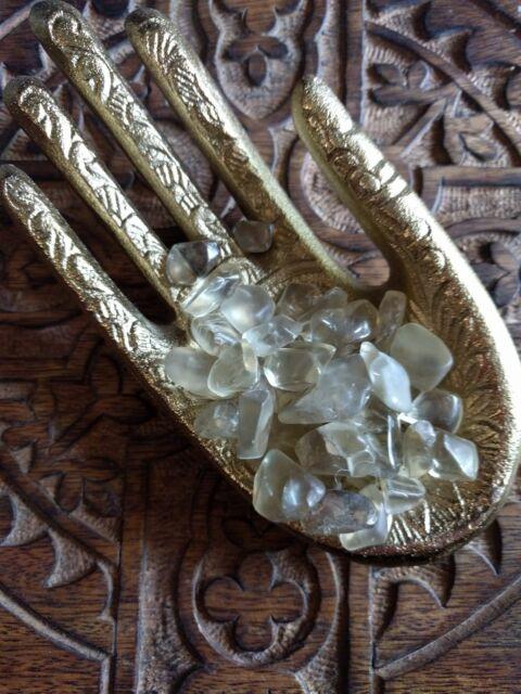 Natural Bytownite Golden Labradorite tumbled Crystals Untreated Stones Gemstones