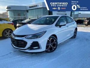 2019 Chevrolet Cruze LT True North FWD | RS Package | Heated Seats