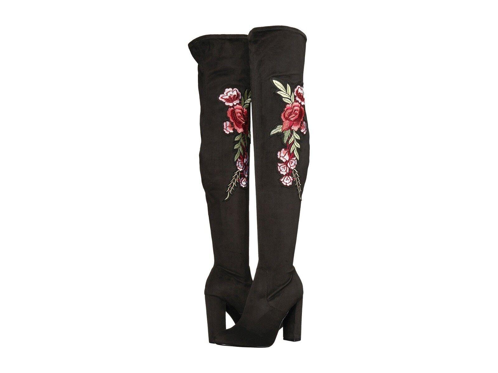 NEU Steve Madden Mozee Knee High Stiefel  Damens's boots   Größe 9