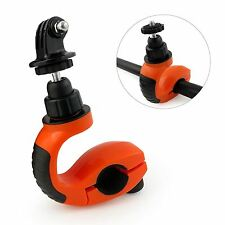 Bike Motorcycle Handlebar Mount Adapter Holder for GoPro Camera Hero 2 3 3+ 4 5