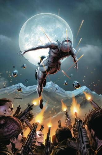 SILENCER #14 CVR A DC Comics 2019 NM 2//27//19